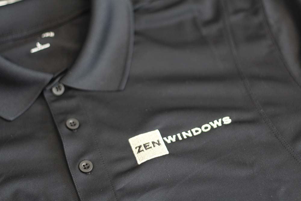 Zen Windows Polo Shirt